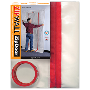 Commercial ZipDoor  Kit - 4' X 8'