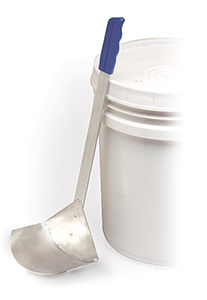 EIFS Bucket Super Scoop - Aluminum