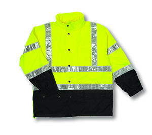 Lime Storm Cover Rainwear Jacket - Large / X-Large