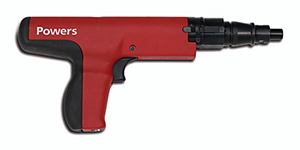 P3500 POWERS .27 Caliber Powder-Actuated Semi-Automatic Tool