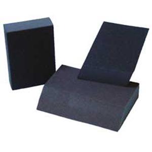 Dual-Angle Corner Sanding Sponge - Fine/Medium Grit
