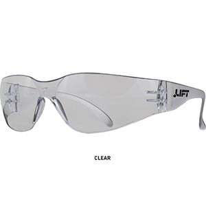 Lift Tear Off Glasses - Clear