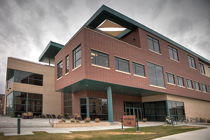 Colorado Mesa University Academic Building