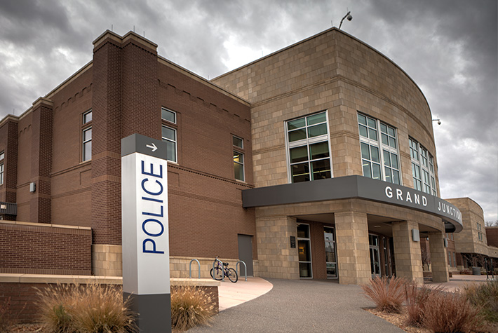 Grand Junction Public Safety Building