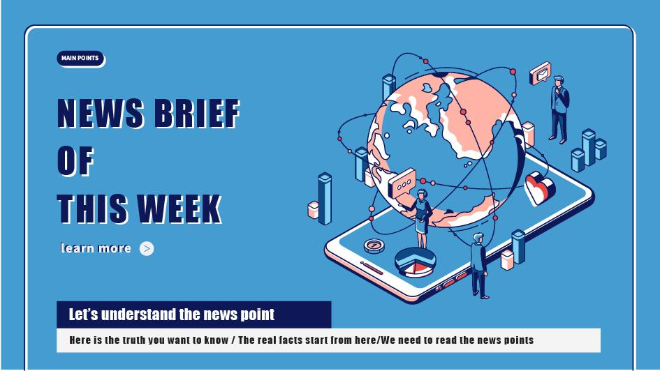 Weekly News Brief