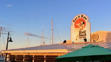 Half Shell Raw Bar