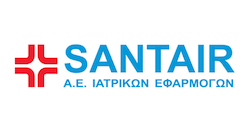 santair logo