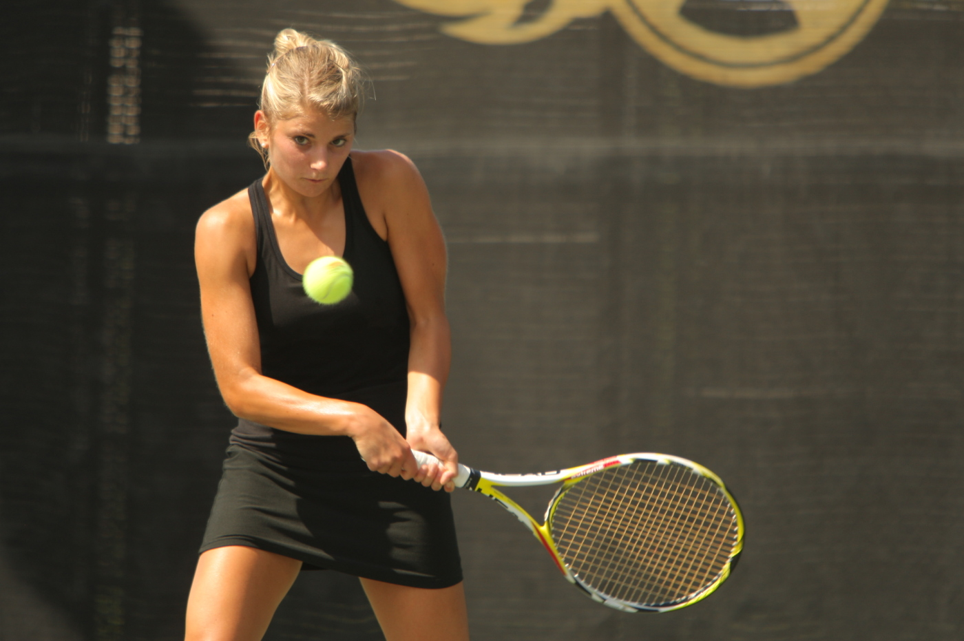 Sophomore Julia Trunk And The Rest Of The Aztecs Will Be Competing In The Ita West