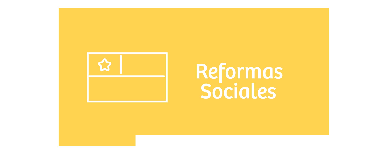 Reformas sociales