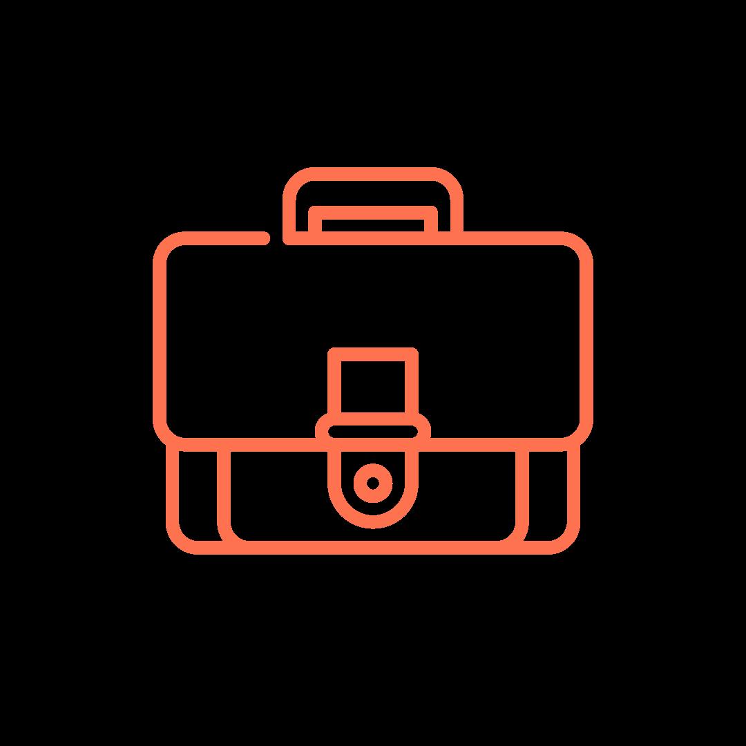 Icono maletín