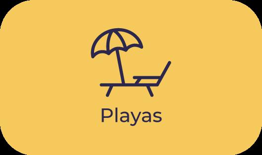 guía recomendaciones uso de playa
