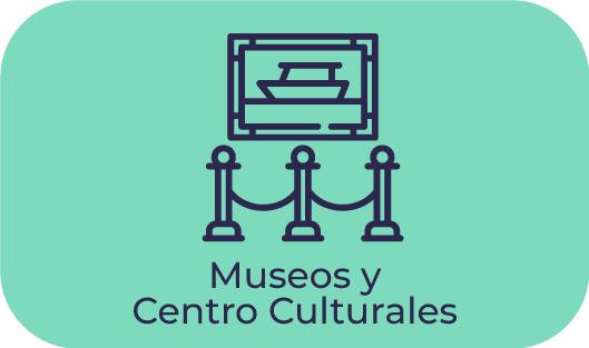 protocolo museos, centros culturales, galerias de arte y lugares analogos