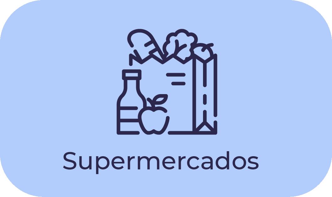 protocolo en supermercados