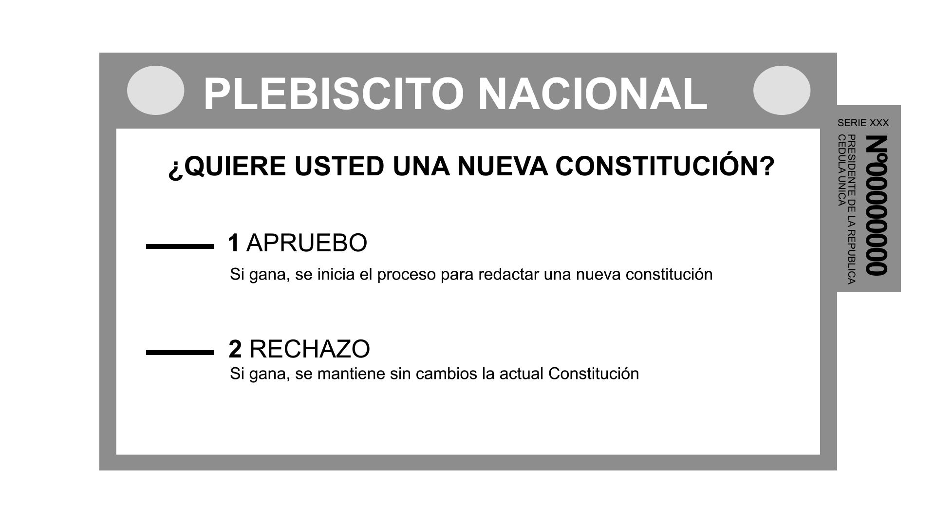 voto constitucion