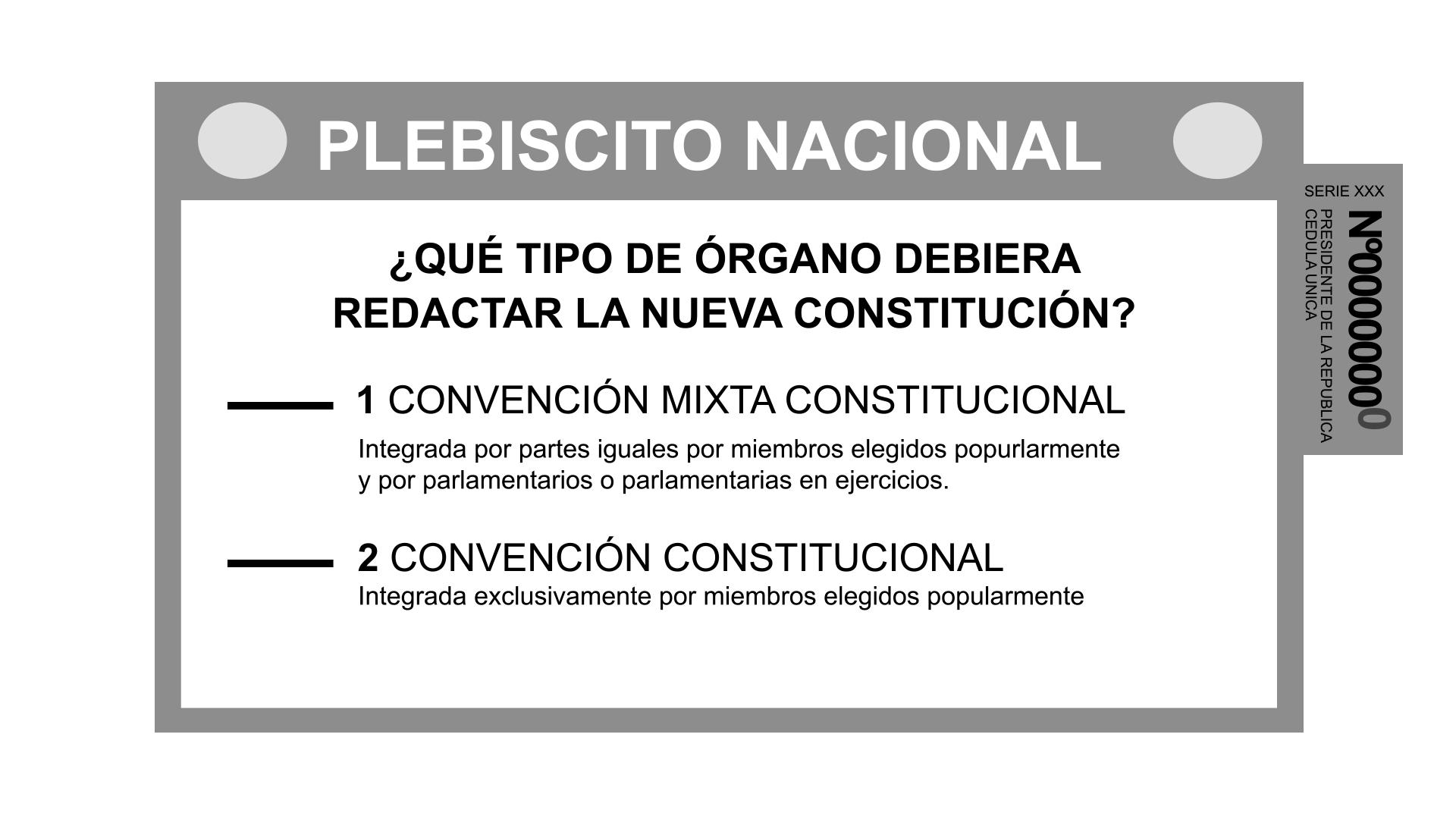 voto convencion
