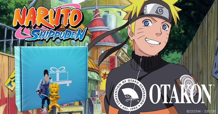 Omakase Naruto Box