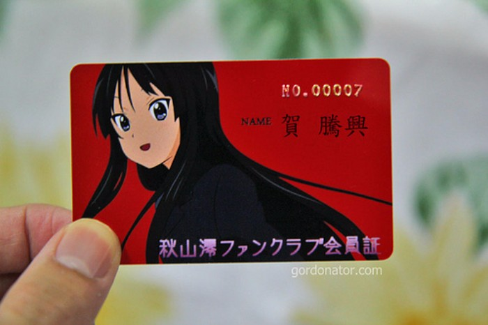 Credit Card Anime - Bleach