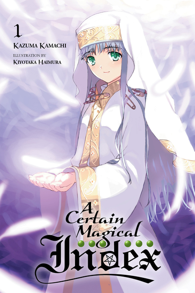 A Certain Magical Index Light Novel