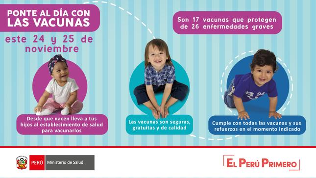 Campaign minsa   ponte al d%c3%ada con las vacunas i