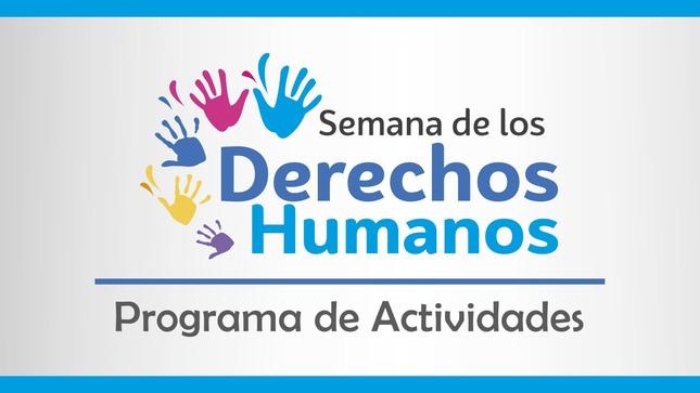 Campaign programa semana de lso derechos humanos