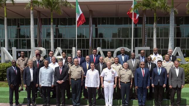 Standard ministro de defensa articula con sus pares de ecuador  colombia y bolivia acciones contra el narcotr%c3%a1fico