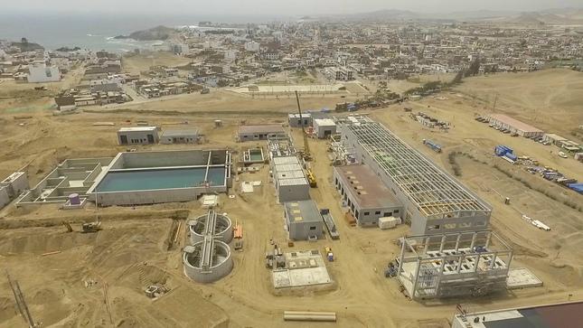 Ministerio de Vivienda promueve 3 nuevas plantas desaladoras en Lima y Moquegua