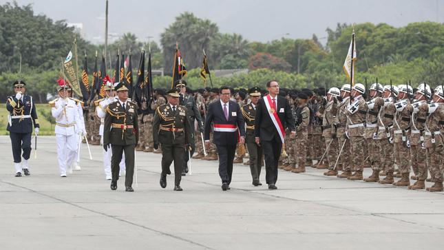 Ejército se proyecta al Bicentenario como institución moderna y preparada para asumir nuevos desafíos