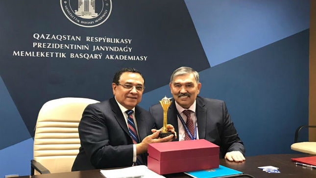 I Reunión del Mecanismo de Consultas Políticas entre Perú y Kazajistán
