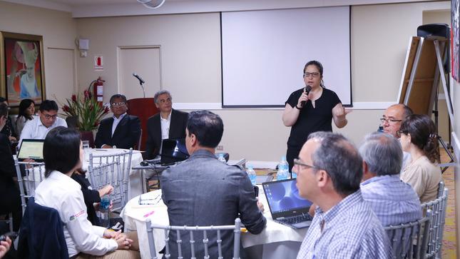 Minam presentará proyectos de biodiversidad y sostenibilidad ante el Fondo Mundial del Medio Ambiente