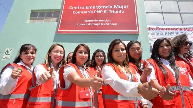 MIMP cerrará el año con 346 Centros Emergencia Mujer en todo el país