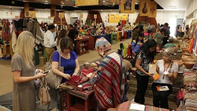 Ministerio de Cultura inaugurará este viernes Feria Artesanal Ruraq Maki