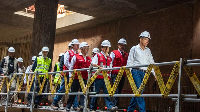El MTC suscribe el nuevo cronograma que permitirá acelerar la ejecución del proyecto de Línea 2 del Metro de Lima y Callao