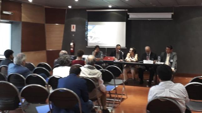 """Cancillería participa en """"Seminario sobre la Cooperación Internacional en el Sector Interior: Balances y perspectivas"""""""