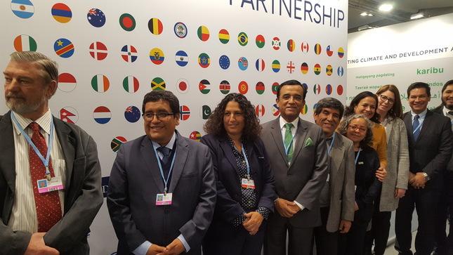 Destacada participación del Perú en la COP24 en Katowice, Polonia