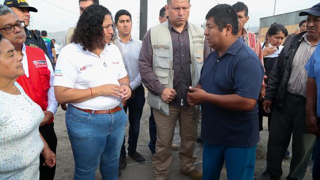 MINAM declara en emergencia la gestión y manejo de residuos sólidos en Villa María del Triunfo