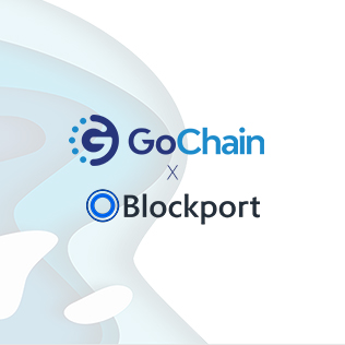 GoChain ($GO) now listed on Blockport