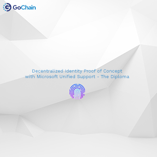 Decentralized Identity Proof of Concept with Microsoft Unified Support — The Diploma