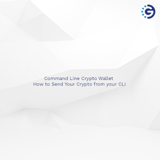 Command Line Crypto Wallet —How to Send Your Crypto from your CLI