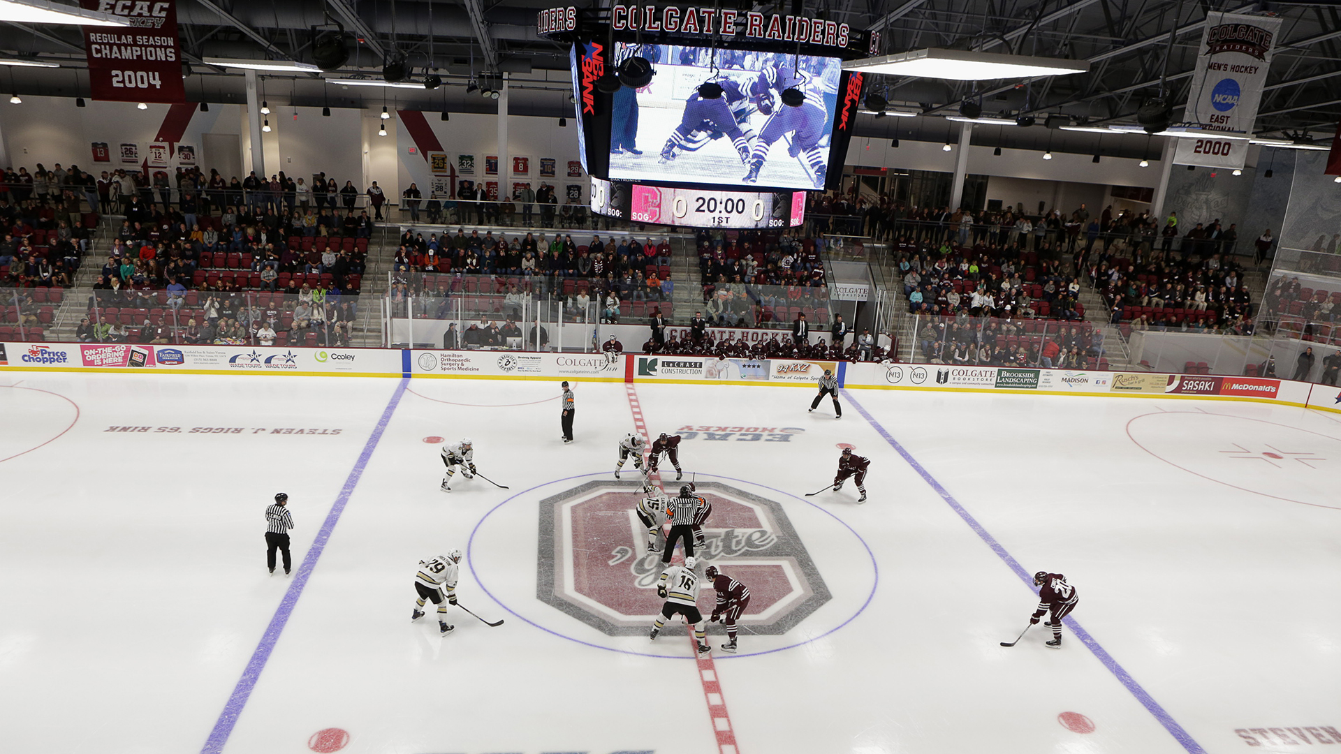 Class Of 1965 Arena Receives Leed Gold Certification
