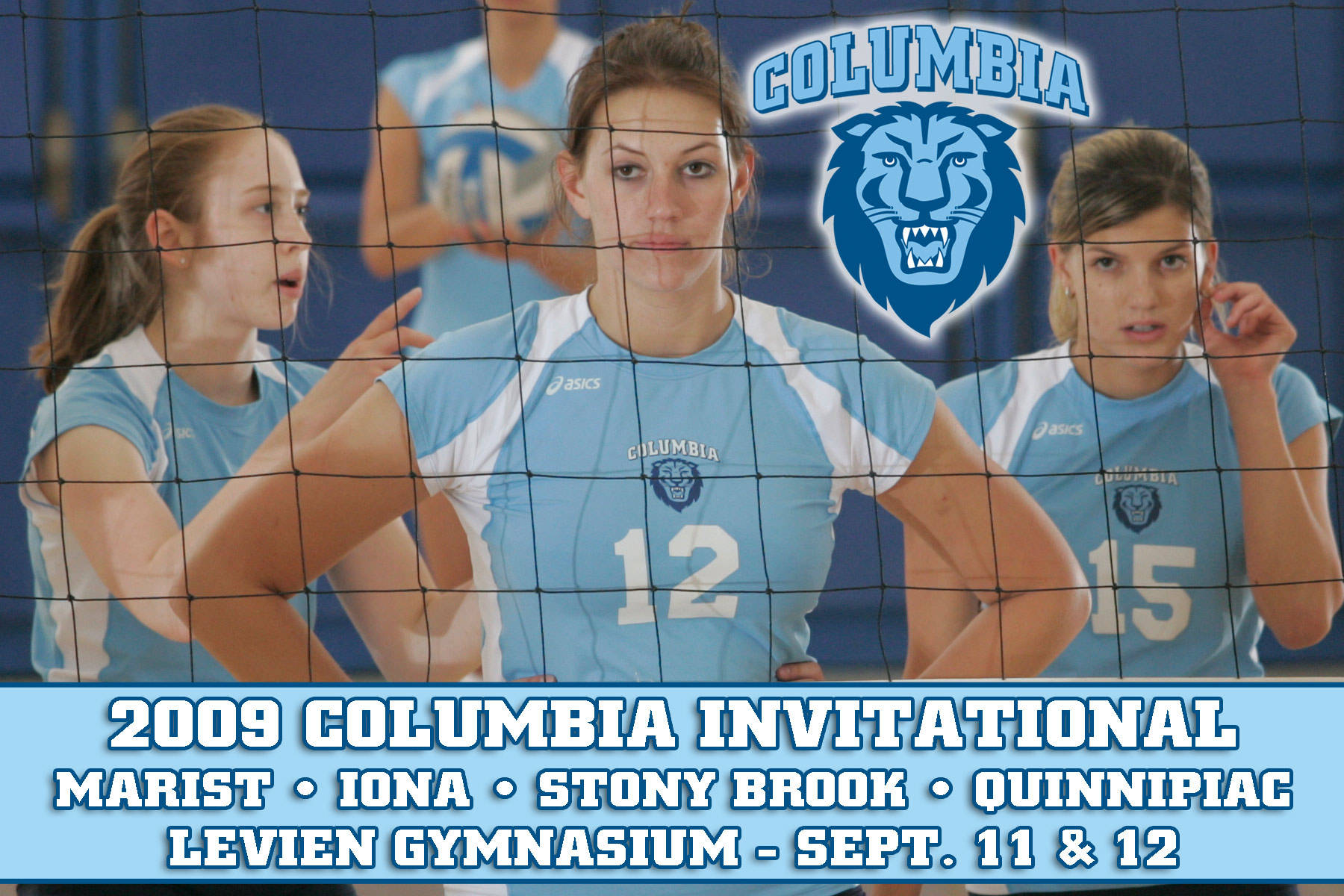 Volleyball Set To Host Columbia Invitational This Weekend Columbia