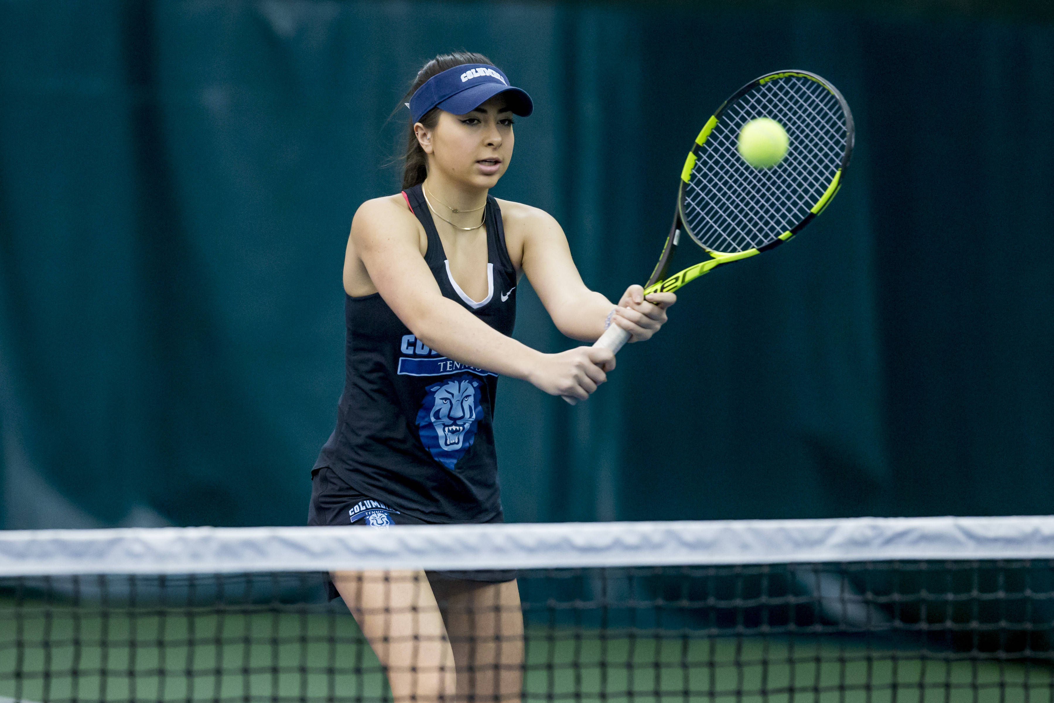 Lions Claim Four Tennis Titles At Columbia Invitational Columbia
