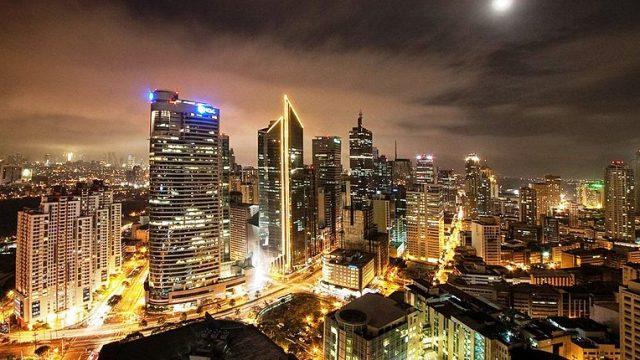 马尼拉-壮观-夜景