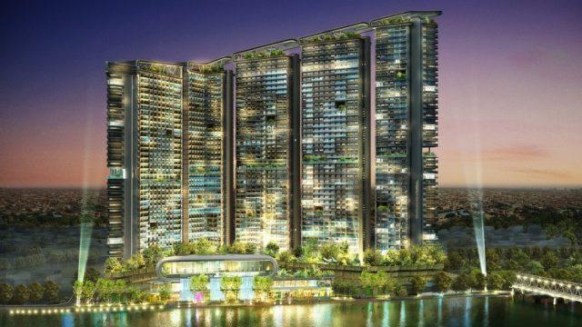 菲律宾-马尼拉-滨海-高端-住宅大厦-1024x724
