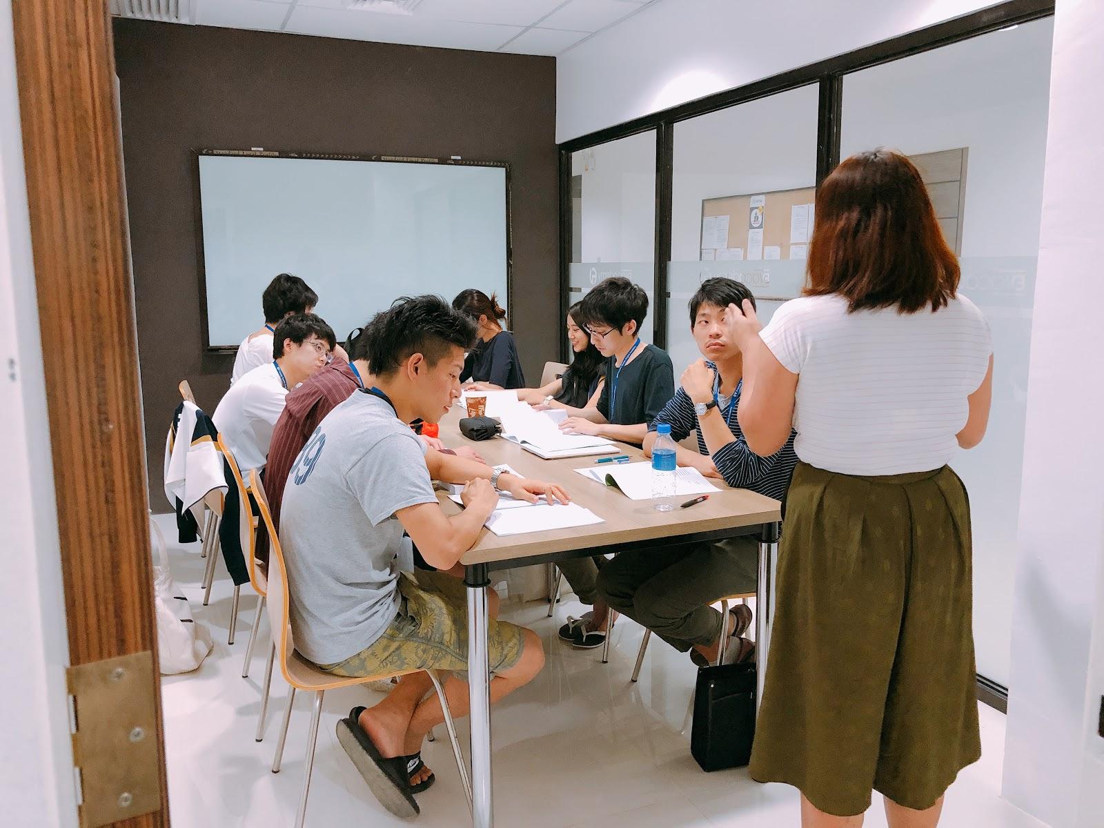 菲律賓遊學心得團體課
