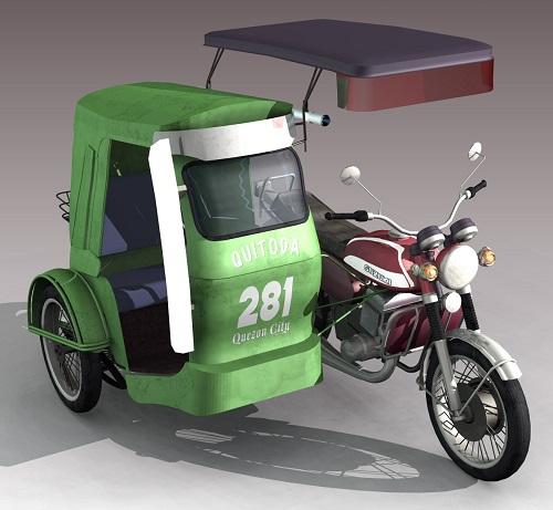 菲律賓遊學交通工具