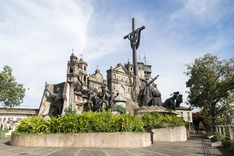 Cebu-Monument