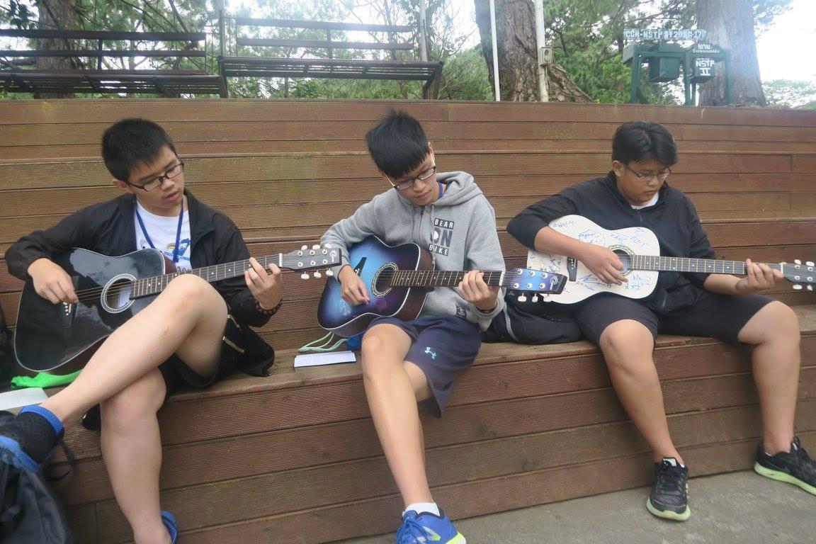 HELP2018菲律賓密集英語專班 戶外團體課