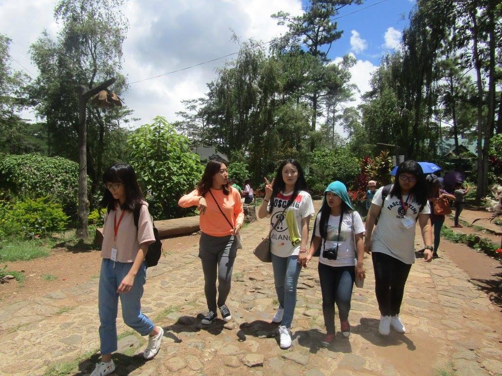 HELP2018菲律賓密集英語專班 週末旅遊活動