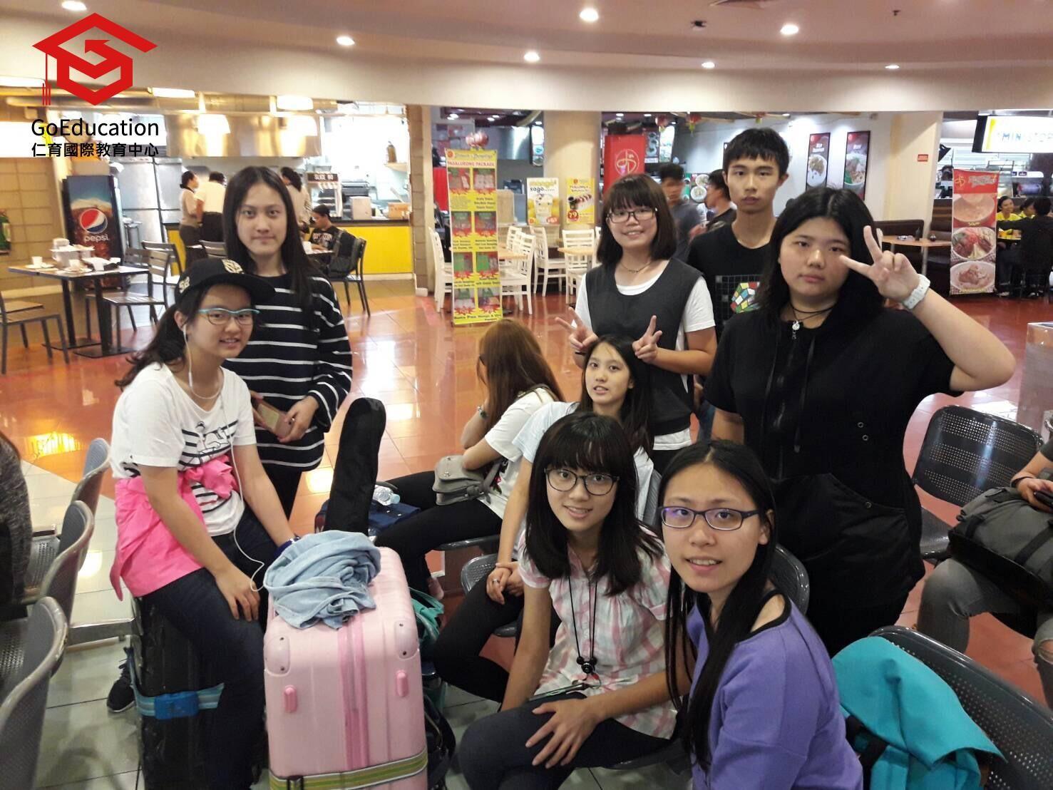 菲律賓密集英語專班暑假遊學團收穫滿滿回國