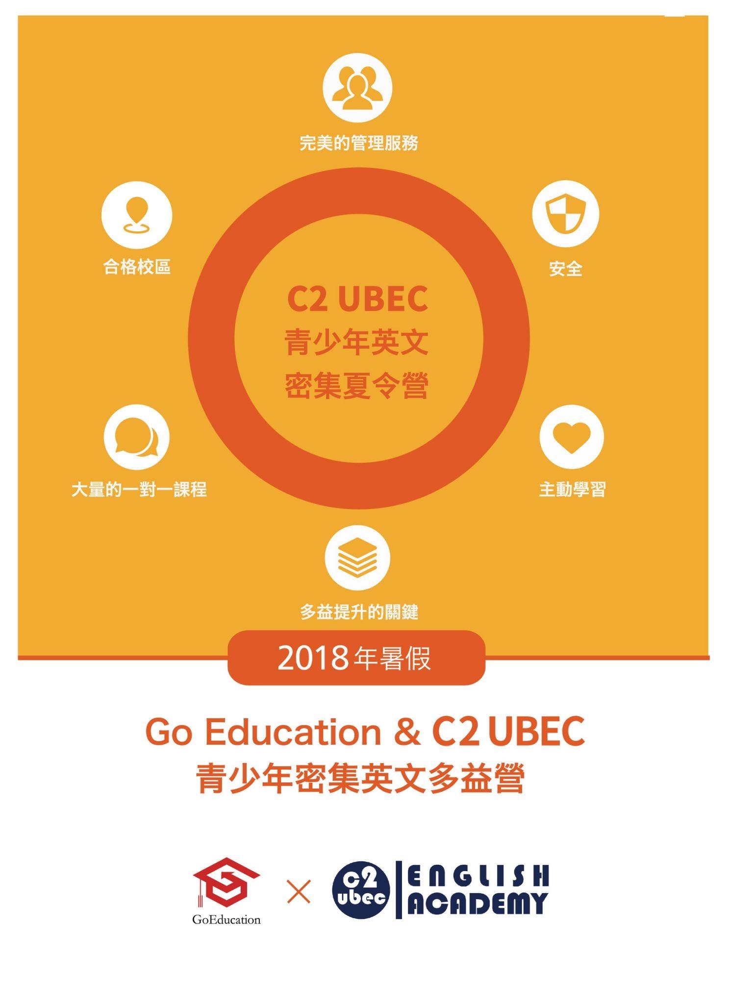 C2 UBEC 英文密集夏令營